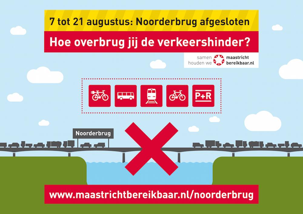 Banner Noorderbrug afgesloten_klein