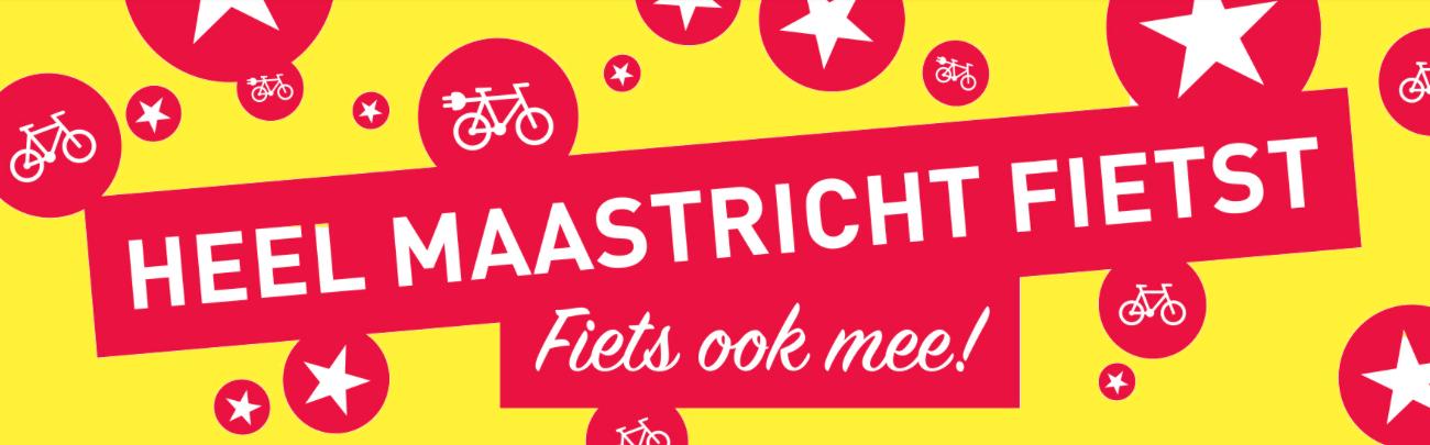 Heel Maastricht Fietst
