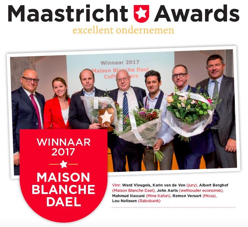adv Maastricht Awards winnaar 2017